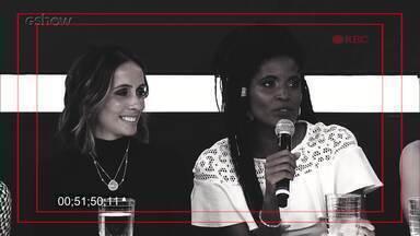 'Amor & Sexo' - Djamila Ribeiro conta como conversa sobre sexualidade com a filha - Veja trechos exclusivos do programa no Gshow