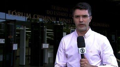 Justiça manda soltar policial preso em flagrante pela morte de uma publicitária - O policial militar Guilherme Carvalho de Oliveira vai responder em liberdade pela morte de uma publicitária, num posto de combustíveis, no domingo (12).