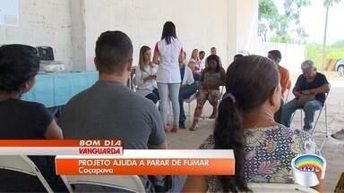 Caçapava inicia grupo de apoio aos fumantes - Projeto ajuda quem quer largar o vício.