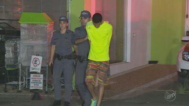 Polícia Militar prende procurado da Justiça na Vila Aeroporto, em Campinas - O homem estava foragido há mais de um ano desde que fugiu do Centro de Detenção de Sumaré, onde cumpria pena por roubo.