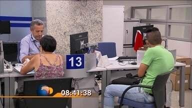 Bom Dia Brasil - Edição de quarta-feira, 15/02/2017 - Quase 15 milhões de brasileiros já consultaram o saldo das contas inativas do FGTS no primeiro dia. E mais as notícias da manhã.