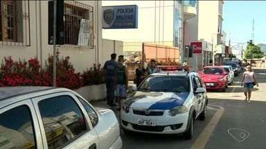 PMs voltam para as ruas de Aracruz, no norte do ES - População volta a sentir sensação de segurança.