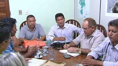 Semma e moradores buscam solução para degradação ambiental no Maicá - Levantamento da degradação deve ser feito pelo órgão no local.