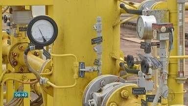Governo de MS quer gás boliviano vendido para outras empresas - A intenção de vender não só para Petrobras é aumentar a arrecadação com o ICMS. Assunto foi tema de reunião entre Reinaldo Azambuja (PSDB) e Michel Temer (PMDB), com a bancada federal do estado.