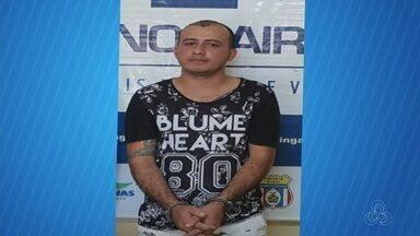 Colombiano chefe de organização criminosa é preso no interior do AM - Homem era dono de drogas apreendidas no dia em que delegado sumiu.