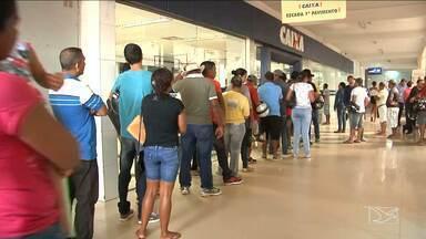 População em Balsas já aguarda saque nas contas inativas do FGTS - Quem tem direito a receber precisa planejar muito bem o que fazer com o montante.