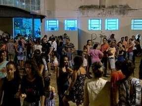 Vítimas de acidente são veladas em Teodoro Sampaio - Colisão entre dois ônibus ocorreu em Mirante do Paranapanema.