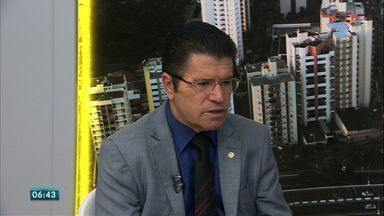 Deputado Victório Galli foi escolhido com coordenador da bancada de MT no Congresso - O deputado Victório Galli, do Partido Social Cristão, foi escolhido pelos colegas deputados e senadores, para fazer parte da bancada de Mato Grosso no Congresso Nacional.