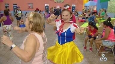 Centro da Família Magdalena Arce Daou promove festa de carnaval - São cerca de cinco mil pessoas inscritas para fazer as atividades.