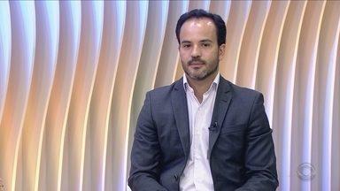 Secretário da Casa Civil fala sobre as obras inacabadas na capital - Secretário da Casa Civil fala sobre as obras inacabadas na capital