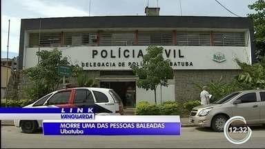 Moradores de Ubatuba baleada por vizinho durante discussão morre - Ela estava internada em São Sebastião.