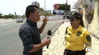 SMTT interdita ruas para prévia carnavalesca em Maceió - Bloqueio acontece a partir das 17 horas desta sexta-feira (17).