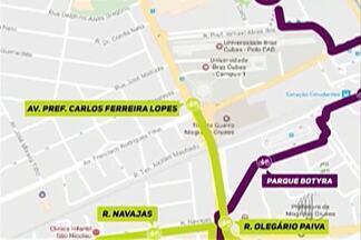 Mogi das Cruzes tem passeio ciclístico neste domingo - Concentração começa às 7h30 no Ginásio Municipal Hugo Ramos.