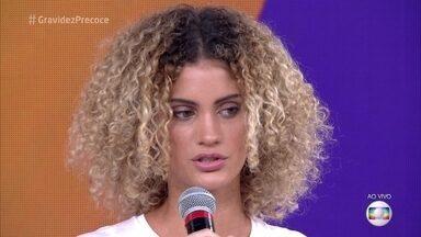 Nora de Preta Gil diz que Francisco é um paizão - Laura diz que Chico é muito presente na criação da filha, Sol de Maria