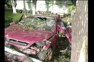 Claudio Luis Leichtweis de 18 anos morreu em acidente - O acidente ocorreu em Cerro Largo, RS, no sábado.