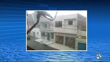 Chuva é registrada em Caruaru na tarde desta segunda-feira (20) - Telespectadores do ABTV fizeram vídeos e enviaram para o whatsapp da TV Asa Branca.