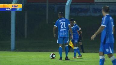 Novo Hamburgo mantém 100% no Gauchão vencendo com goleada - Assista ao vídeo.