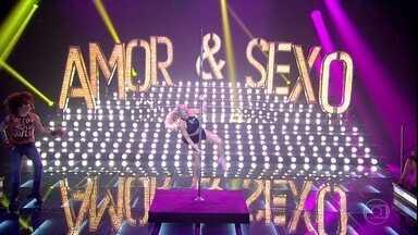 No Amor & Sexo tem 'idoso' praticando skate e pole dance - Eles mostram que não tem idade para nada