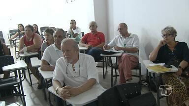 Conferência sobre o Projeto Luzes do Tapajós é realizada em Santarém - O projeto visa apresentar à comunidade a proposta de um festival.