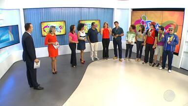 TV Bahia inicia a transmissão do carnaval de Salvador 2017 - Acompanhe pelo Bahia Folia todos os detalhes da festa.