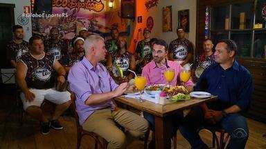 Globo Esporte RS - Bloco 3 - 25/02 - Assista ao vídeo.