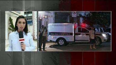 Corpos de sócio-proprietário de estacionamentos e da mulher dele são liberados em SP - Foram liberados do IML central de São Paulo os corpos do sócio-proprietário de uma rede de estacionamentos e da mulher dele. O empresário teria matado a mulher e cometido suicídio no apartamento onde moravam no Itaim Bibi.