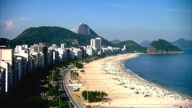 'Domingão' homenageia a cidade do Rio de Janeiro - Cidade Maravilhosa faz 452 anos nesta quarta-feira, 01/03