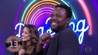 Érico Brás e Marcella Rica acertam a primeira no 'Ding Dong' de Carnaval - Léo Maia se apresenta com a música do pai Tim Maia
