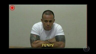 Gegê do Mangue foi solto dias antes de ser julgado por assassinatos - Um dos bandidos mais temidos do Brasil saiu pela porta da frente do presídio e desapareceu antes de julgamento.