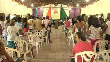 Comunidades participam de retiro espiritual durante o carnaval no MA - Retiros católicos e adventistas dividiram comunidades durante o feriado no município de Santa Inês.