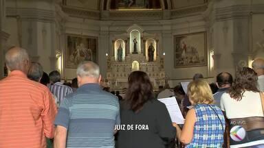 Católicos celebram Quarta-Feira de Cinzas em Juiz de Fora e São João de Rei - Igrejas preparam missas para a data. Veja a programação.