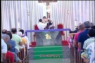 Confira a programação das missas de quarta-feira de cinzas em Divinópolis - Celebração marca o início da Quaresma para os católicos.