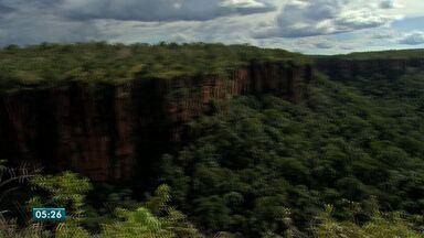 Guias de turismo reclamam de regras para atuarem no Parque Nacional de Chapada - Guias de turismo reclamam de regras para atuarem no Parque Nacional de Chapada dos Guimarães.