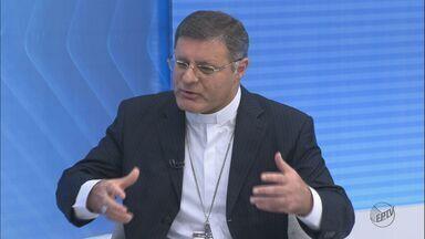 Quarta-Feira de Cinzas marca o início da Quaresma e da Campanha da Fraternidade - Bispo Dom Paulo Cezar Costa esclareceu a importância do período para os católicos.