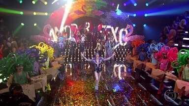 Fernanda Lima abre o programa sobre diversidade com música de Chico Buarque - Amor & Sexo entra no ritmo do Carnaval