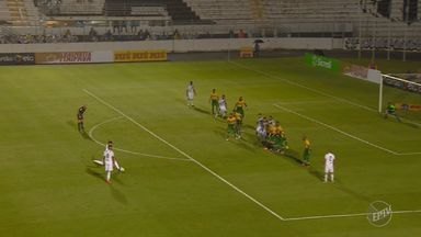 Ponte Preta perde nos pênaltis e é eliminada da Copa do Brasil - O jogo foi contra o Cuiabá em Campinas.