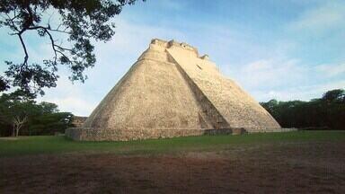 Berço dos maias - As marcas da civilização maia no México.