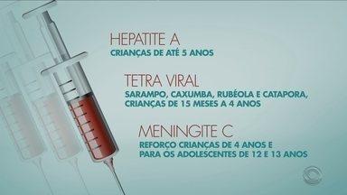 Ministério da Saúde aumenta número de grupos que podem ser vacinados gratuitamente - Ministério da Saúde aumenta número de grupos que podem ser vacinados gratuitamente