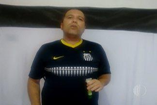 Resenha: Torcedor santista propõe aposta - Neste final de semana tem clássico no Campeonato Paulista.