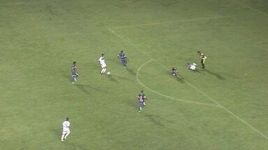 Roberto Pitio, do Gama, vence a enquete do gol mais bonito da 6º rodada do Candangão - Atacante marcou três vezes na goleada por 5 a 0 sobre o Paranoá.