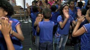Projeto ensina judô para crianças - Incentivo acontece em diversas cidades do Nordeste.
