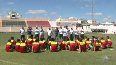 Juazeirense estreia seu terceiro treinador nesse domingo (5) - Confira as notícias do time do interior baiano.
