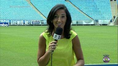 Globo Esporte RS - Bloco 2 - 04/03 - Assista ao vídeo.