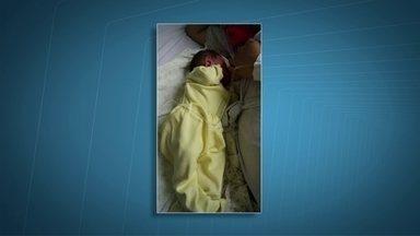 Bebê de 20 espera vaga no Incor - Ela precisa com urgência de uma cirurgia no coração.