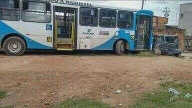 Acidentes de trânsito deixam dois mortos e feridos em Campinas, SP - Um dos acidentes envolveu um ônibus, três carros e uma motocicleta no Jardim Campo Belo; na Avenida das Amoreiras, um homem foi atropelado por um coletivo.