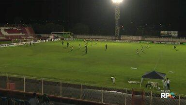 Foz x Atlético no ABC - A partida está marcada pra começar às 20h, no Estádio do ABC, em Foz.