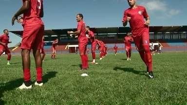 Cianorte entra em campo de olho na primeira vitória fora de casa - A equipe de Cianorte enfrenta o Londrina, fora de casa. O jogo vai ser no estádio do café.