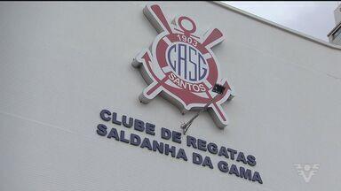 Clube Saldanha da Gama é reinaugurado - Clube ficou em obras durante dois anos.