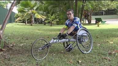 Atleta de Santos é convocado para os Jogos Parapan-Americanos de Jovens - Paratleta Marcos Perez representará o Brasil no torneio internacional que será disputado entre os dias 20 e 25 de março, em São Paulo.