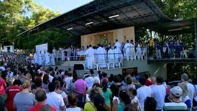 'Biomas Brasileiros e Defesa da Vida' é o tema da Campanha da Fraternidade 2017 - Igreja Católica lançou a campanha no Convento da Penha.